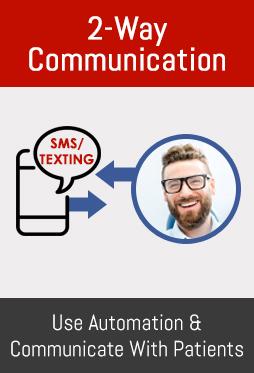 Smart Mobile Messenger App For Physician Medical Marketing