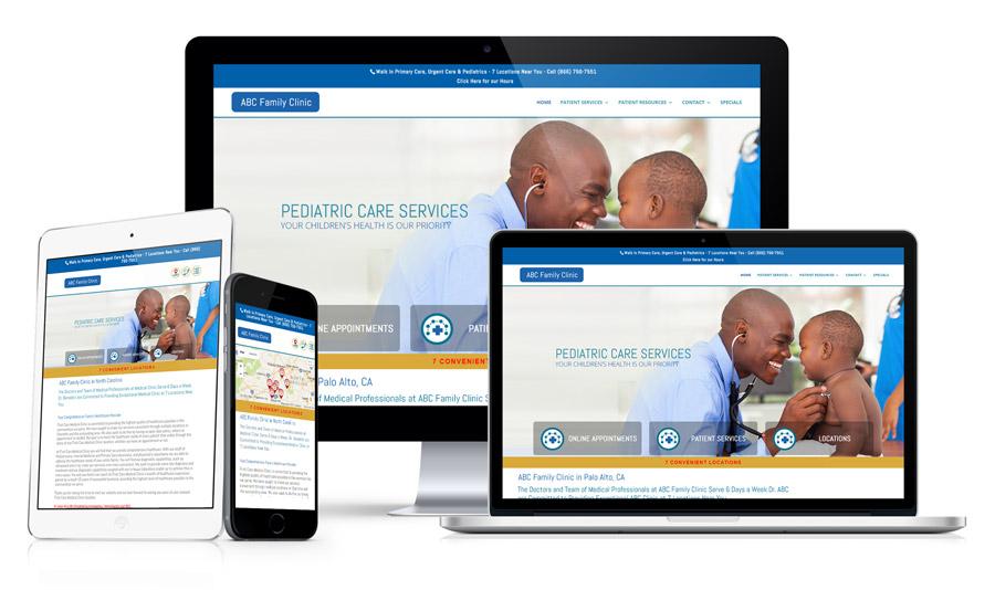 Medical Marketing Websites
