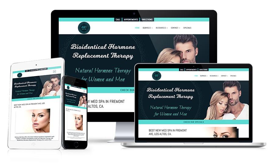 MedSpa Website Development