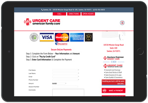 Medical Marketing Online Payments For Doctors