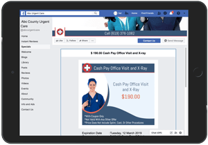 Facebook Apps For Medical Marketing
