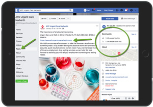 SEO & Facebook Business Page for Doctors