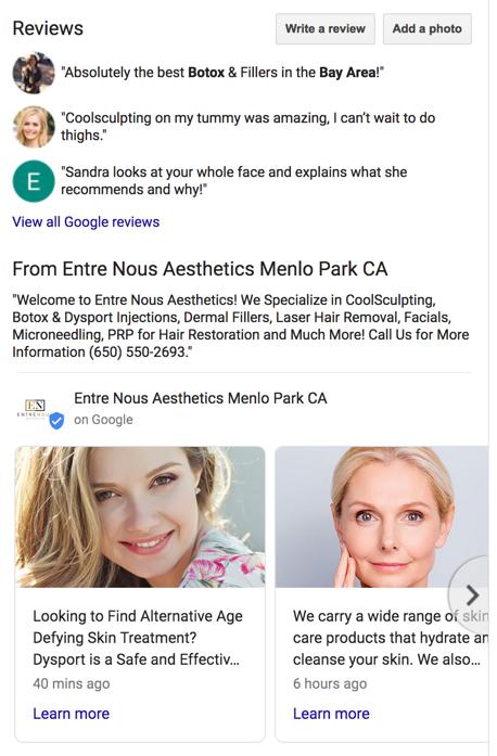 Facebook Posting App For Medical Marketing