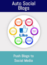 Every month OnRevenue creates new Blogs for you - and blogs are auto-pushed to your OnRevenue website and your Social Media
