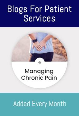 Blog Posts For Medical Services