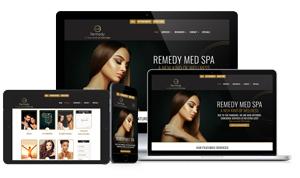 Best Med Spa Websites Example 1