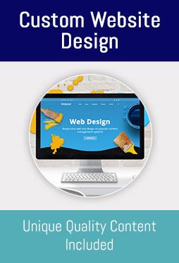 Medical Marketing Custom Website