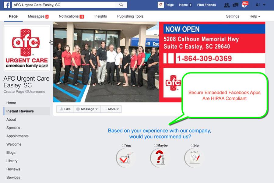 Facebook Advertising & Marketing For Doctors