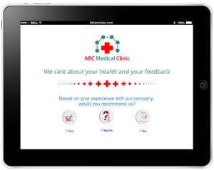 Medical Marketing Using Reputation Management IPad