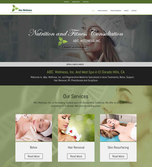 Website Design For Doctors and Healthcare Practices