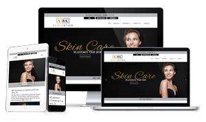 Example of MedSpa Marketing Website