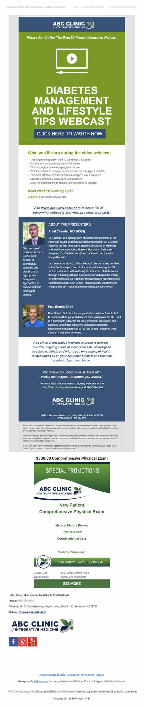 Newsletter Marketing for Doctors
