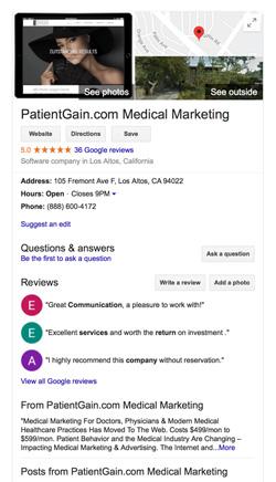 Healthcare Marketing Reviews