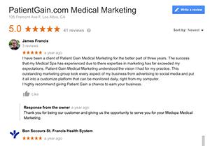 Medspa Advertising Results and  Feedback
