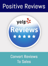 Positive YELP Reviews app designed to Maximize Positive Reviews & Minimize Negative Reviews