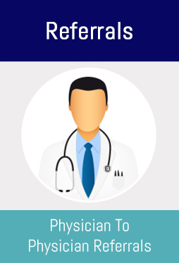Physician to Physician Referral App