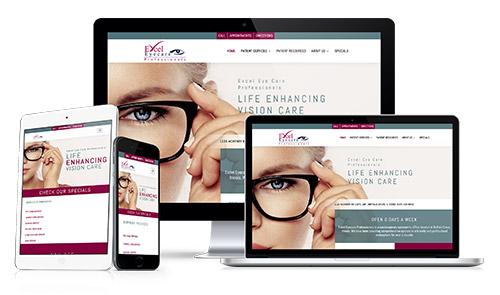 Healthcare Marketing Websites Example 102