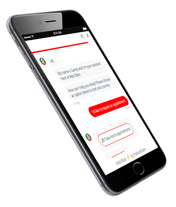 Healthcare Marketing Mobile Messenger $99/mon