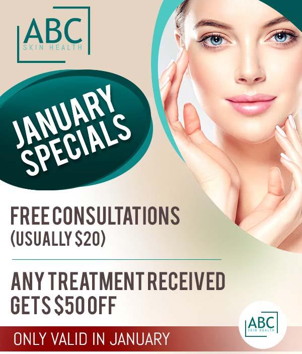 Medical Aesthetics Promotion Marketing Example 1