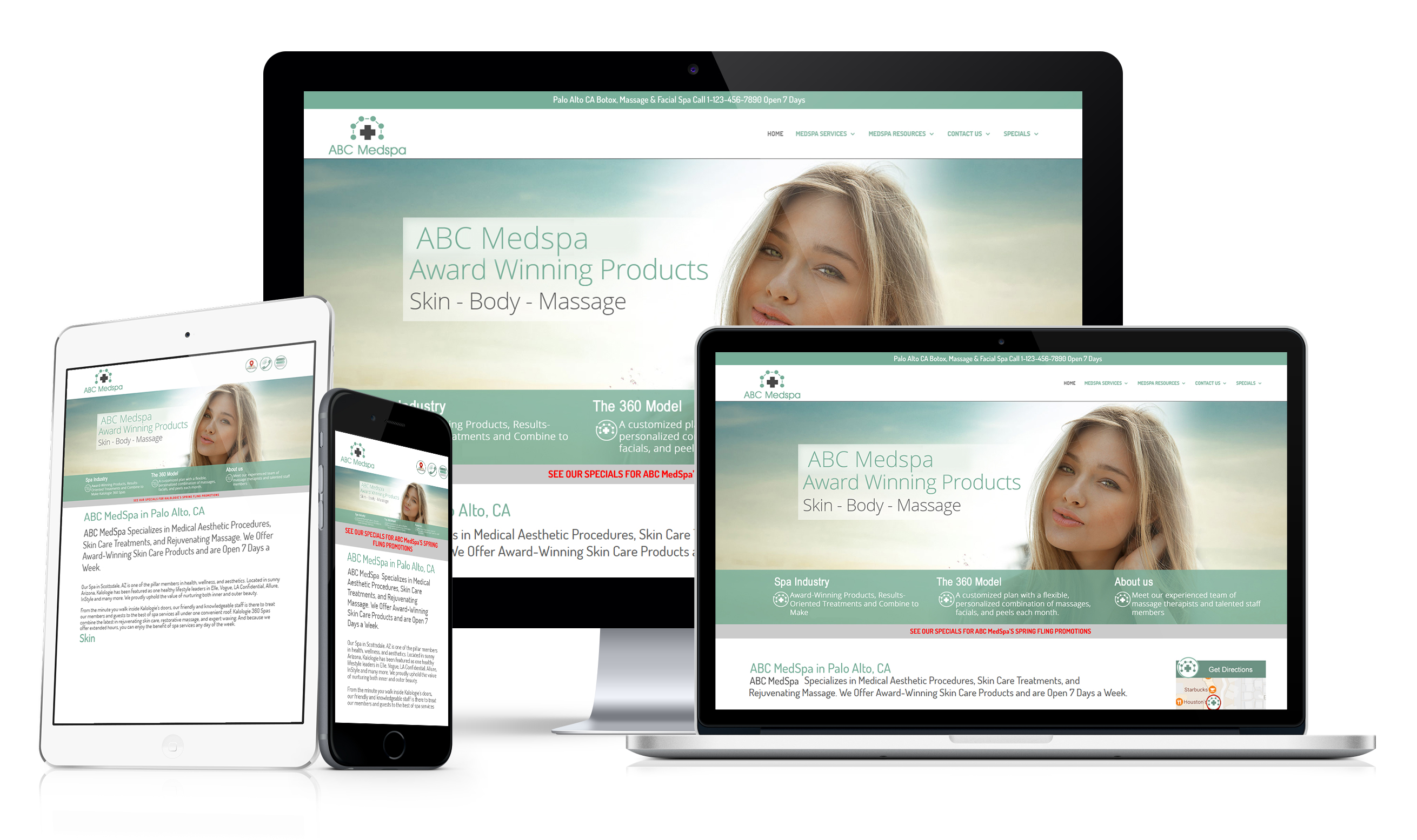 Online Advertising and Marketing For Medical Spas