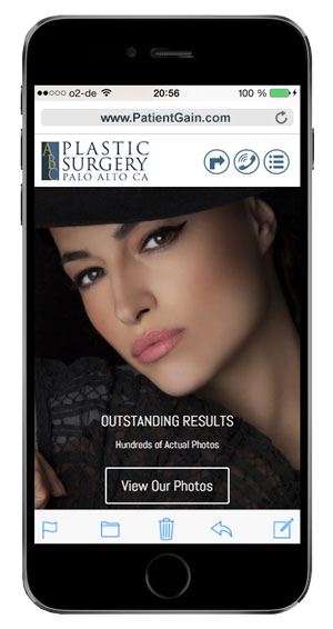 Mobile Advertising For Aesthetic Clinics Example 13